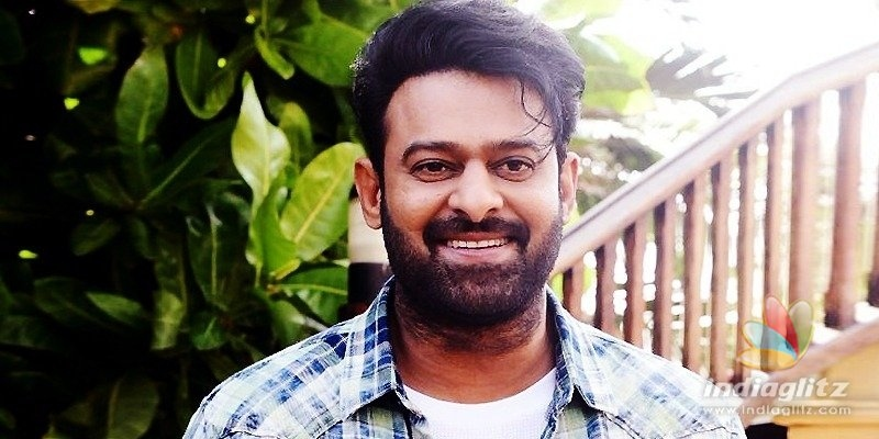 Prabhas thanks for all the unconditional love