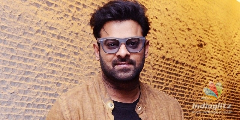 Excessive delays affecting Prabhas movie