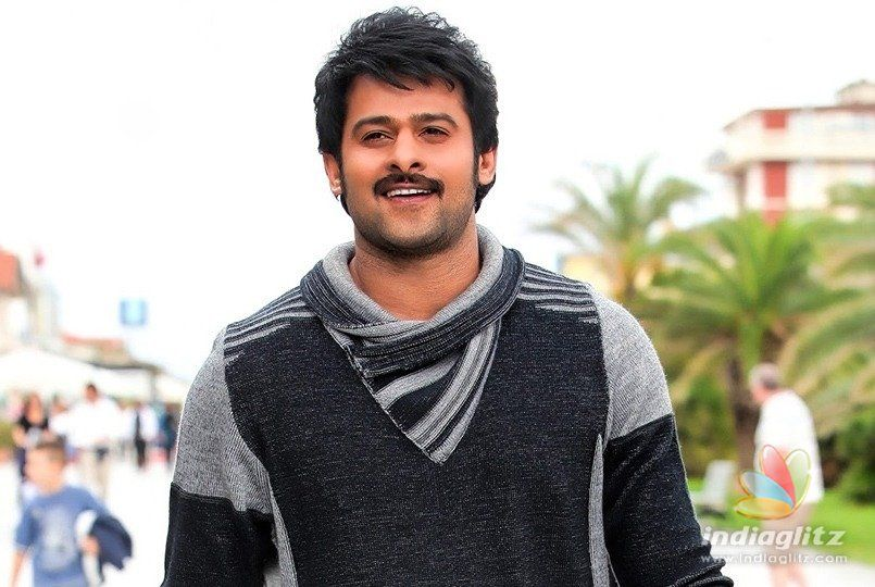 Prabhas gets ready for trilingual with beauty, genius