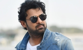 Prabhas, the only south actor with 15 million followers on Facebook
