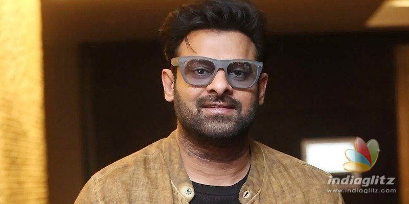 Are Prabhas fans in a big surprise for sure?