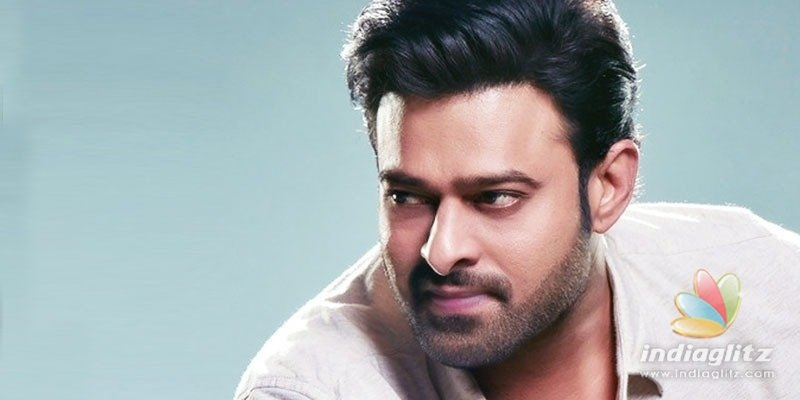 We havent approached that actress to play Prabhas female lead: Makers