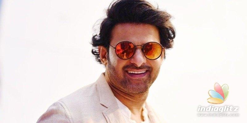 Crazed gossip on Prabhass film with unlikely director