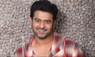 Prabhas' role in romantic film is atypical: Reports