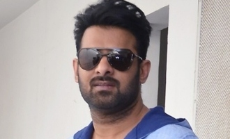 Prabhas to break silence tomorrow!