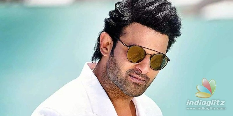 Prabhas20 to start shooting after September only!