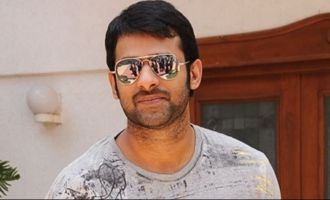Prabhas to resume work on 'Saaho'