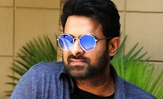 Prabhas unveils First Look of 'Mano Viragi'