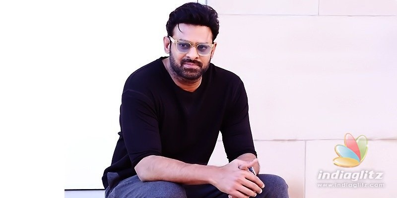 Shocking update on release date of Prabhas film