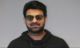 Prabhas donates for rebuilding of Kerala