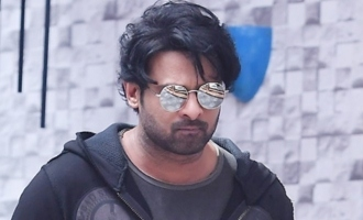 Yesteryear Bolly sensation is doing Prabhas' film