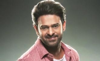 No quarrels between Prabhas, happening cute star