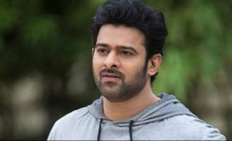 Prabhas' page strikes a cool figure