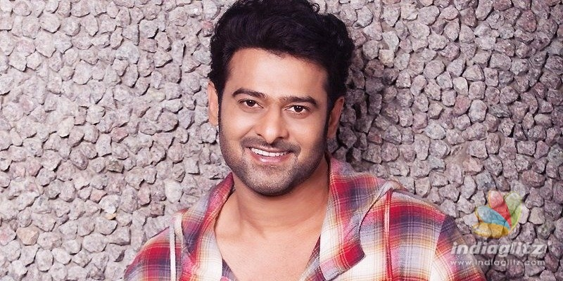 Prabhas reiterates Saaho date with new poster
