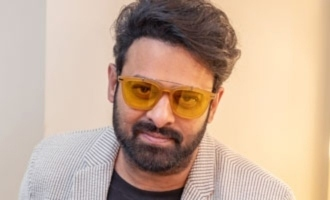 Prabhas wishes team of Anasuya Bharadwaj's 'Thank You Brother'