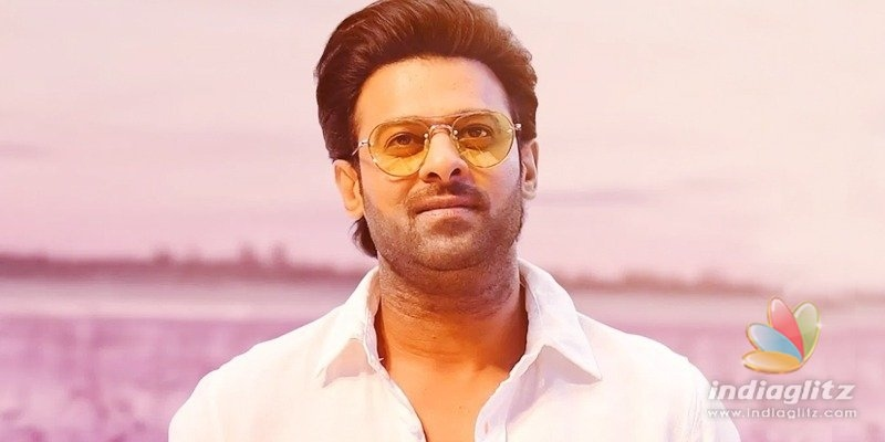 Italy under re-construction for Prabhas!