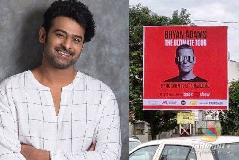 Prabhas-Adams thing is just a rumour?