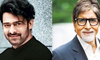 Find out Amitabh remuneration for Prabhas movie