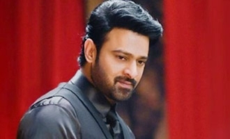 Prabhas' fans get a scintillating CDP ahead of birthday