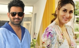 kareena kapoor to romance with prabhas in spirit