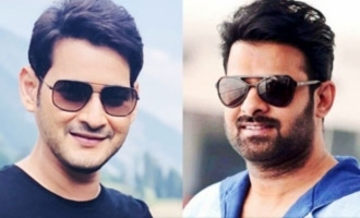 Mahesh Babu wishes infinite joy to Prabhas!