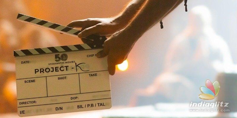 Working title of Prabhas-Nag Ashwins movie excites fans