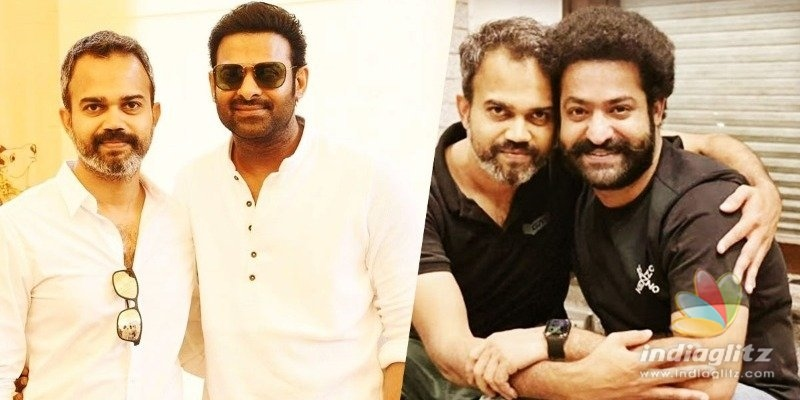 Prabhas, Jr NTR wish star director