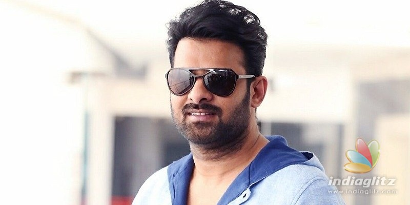 Prabhas wishes Sanjay Rao, team of O Pitta Katha