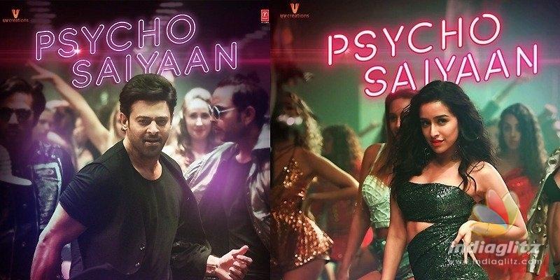 Prabhas says Psycho Saiyaan
