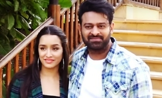 'Saaho' is novel, not comparable to other films: Prabhas & Shraddha