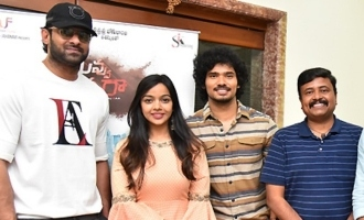 Prabhas Launches  'Nuvvu Thopu Raa' Trailer