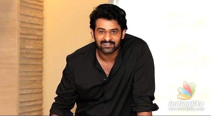 Prabhas praises hero after watching Teaser