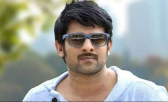 Prabhas gets ready for trilingual with beauty