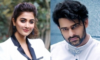 Prabhas keeps conversations going: Pooja Hegde