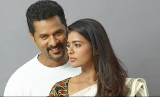 C Kalyan acquires rights of Prabhu Deva's 'Lakshmi'
