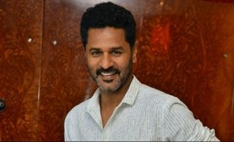 Prabhu Deva on 'Lakshmi', his next movies & more