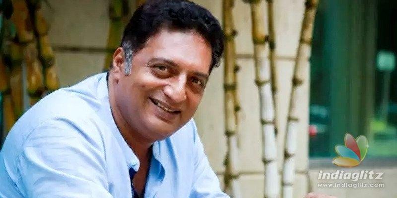 Prakash Raj plays a key role in Vishal-Aryas Enemy