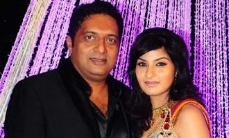 Prakash Raj, Pony Verma celebrate 11 years of togetherness