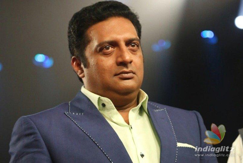 Prakash Raj accepts defeat