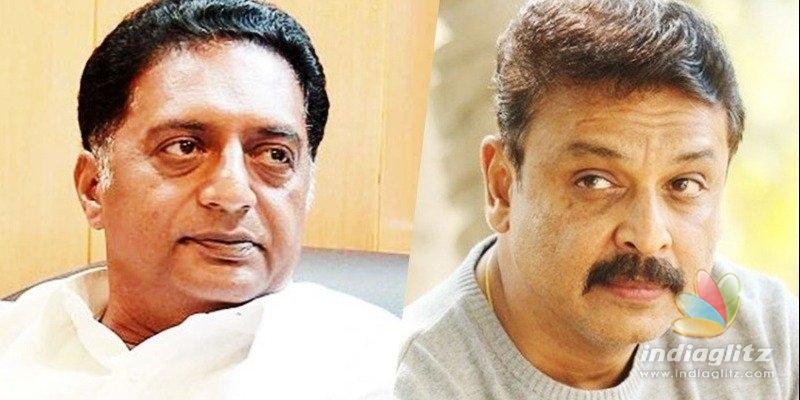 Prakash Raj Vs Naresh tussle continues over MAA elections