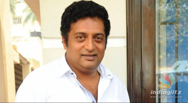 Prakash Raj announces political entry