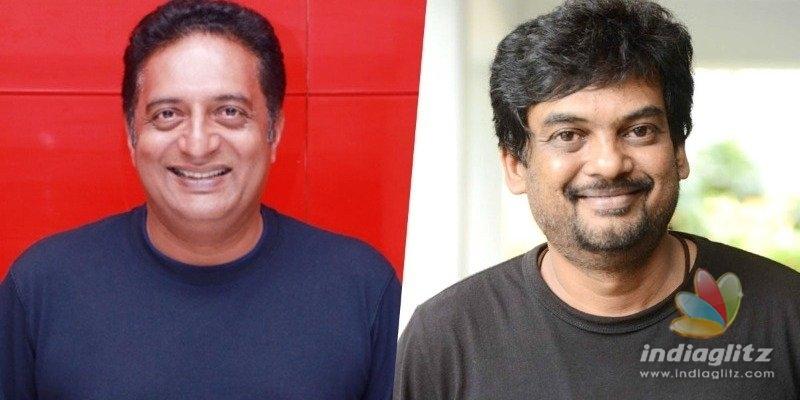 Prakash Raj thanks Puri Jagannadh for starting the rocking combo