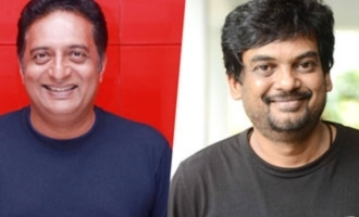 Prakash Raj thanks Puri Jagannadh for starting the 'rocking combo'