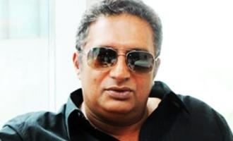 Prakash Raj meets with accident on Chennai film set