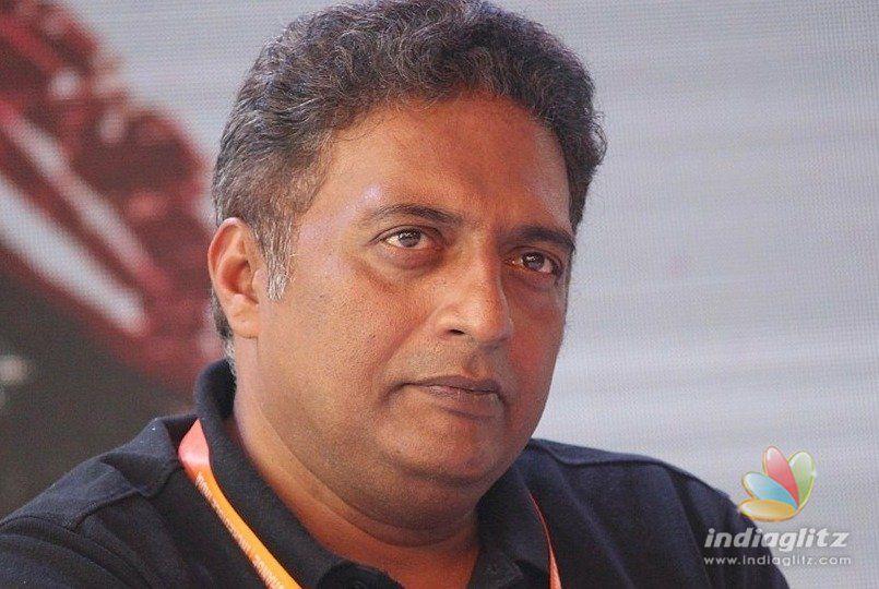 Prakash Raj lashes out after police complaint