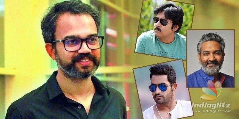 KGF director on Pawan Kalyan, NTR, Rajamouli!