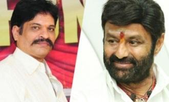 Prasanna Kumar supports Balakrishna, criticizes Chiranjeevi's approach
