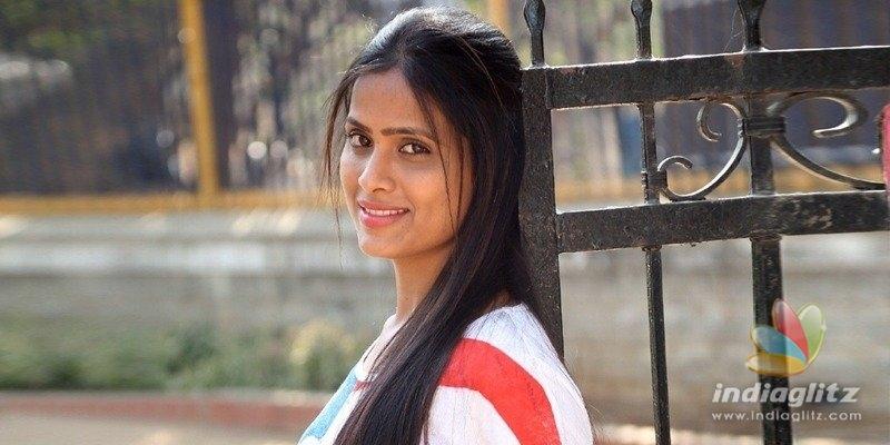 Telugu actress booked after Sundays IPL match
