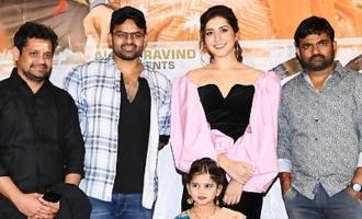 'Pratiroju Pandage' 'Oo Baava' Song Launch