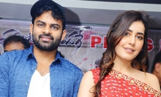'Pratiroju Pandage' Team At Vijayawada